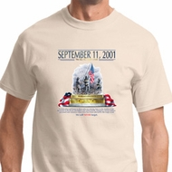 9-11 Never Forget Mens Shirts
