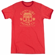 A Christmas Story Chop Suey Palace Co Red Ringer Shirt