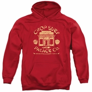 A Christmas Story Hoodie Chop Suey Palace Co Red Sweatshirt Hoody