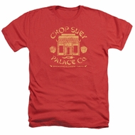 A Christmas Story Shirt Chop Suey Palace Co Heather Red T-Shirt