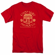 A Christmas Story Shirt Chop Suey Palace Co Red T-Shirt