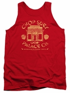 A Christmas Story Tank Top Chop Suey Palace Co Red Tanktop