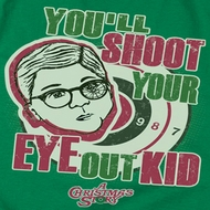 A Christmas Story You'll Shoot Your Eye Out Shirts