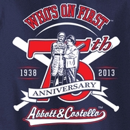 Abbott & Costello Shirts
