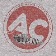 AC Delco Fire Ring Spark Plugs Shirts