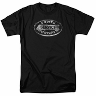 AC Delco Shirt United Motors Service Black T-Shirt