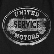 AC Delco United Motors Service Shirts