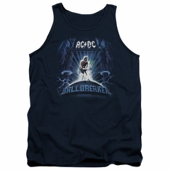 ACDC Tank Top Ball Breaker Navy Tanktop