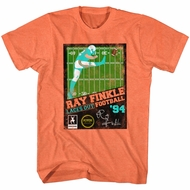 Ace Ventura Shirt Ray Finkle Football 94 Orange T-Shirt