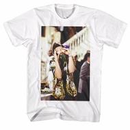 Ace Ventura Shirt Teeth White Tee T-Shirt