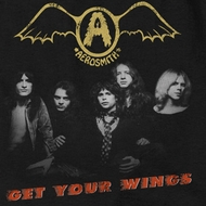 Aerosmith Get Your Wings Shirts