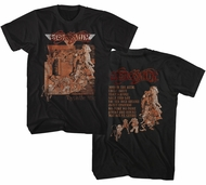 Aerosmith Shirt Toys In The Attic Front And Back T-Shirt