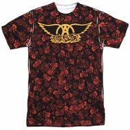 Aerosmith Shirt Vacation Sublimation Shirt