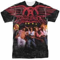 Aerosmith Stage Sublimation Shirt