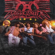 Aerosmith Stage Sublimation Shirts