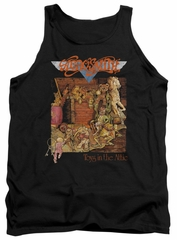 Aerosmith Tank Top Toys Black Tanktop