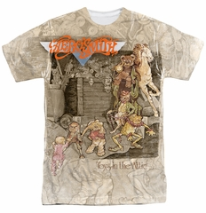 Aerosmith Toys In The Attic Sublimation Shirt
