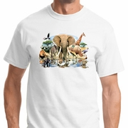 African Oasis Shirts