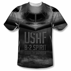Air Force Shirt Pilot Sublimation Shirt