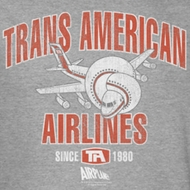 Airplane Movie Trans American Shirts