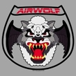 Airwolf Kids T-shirt Patch Youth Silver Tee Shirt