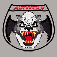 Airwolf Patch T-shirts