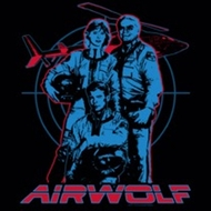 Airwolf Graphic T-shirts