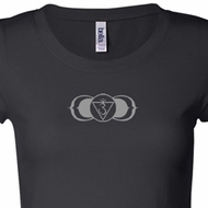 AJNA Ladies Yoga T-shirts