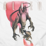 Alien Attacking Shirts