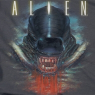 Alien Bloody Jaw Shirts