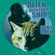 Alien Don't Care Shirts