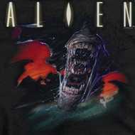 Alien Mouths Shirts