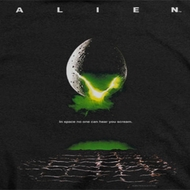 Alien Movie Poster Shirts