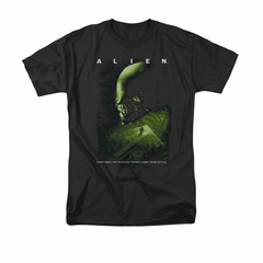 Alien Shirt From Within Black T-Shirt