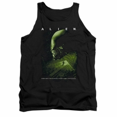 Alien Shirt Tank Top From Within Black Tanktop