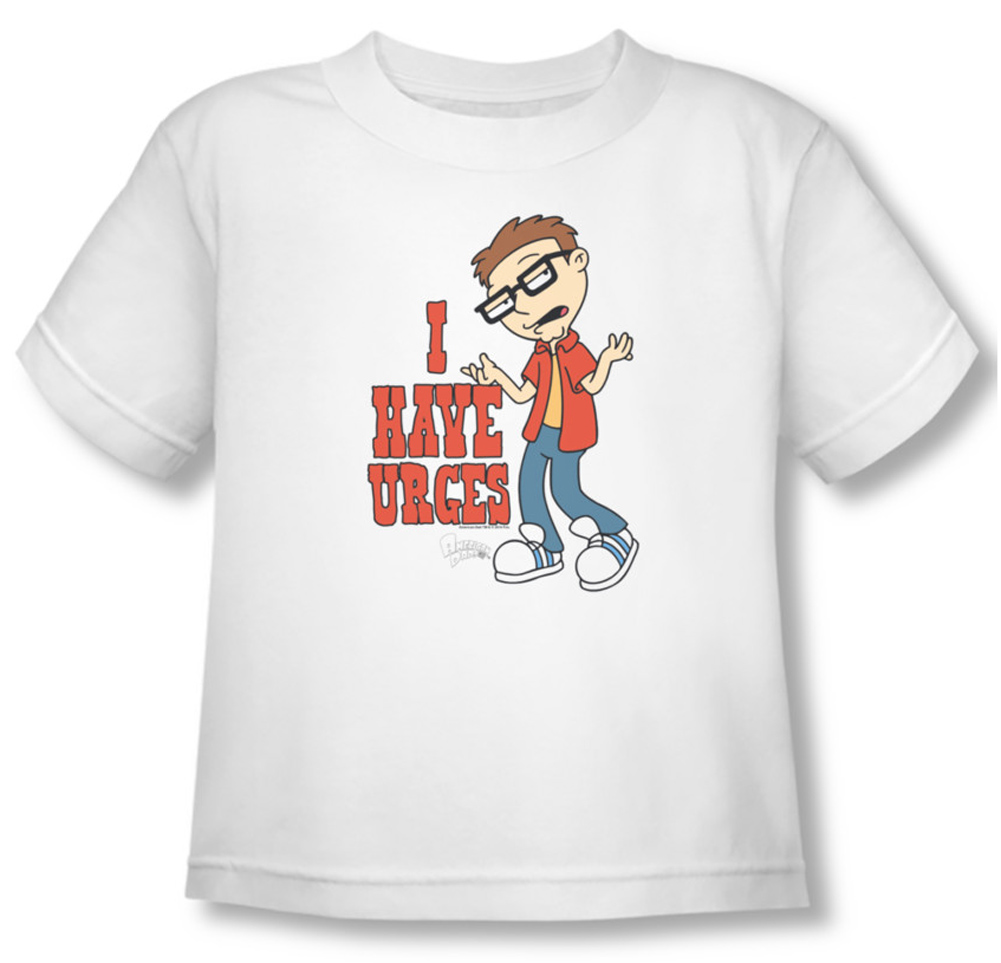 American dad shirt kids urges white youth tee t shirt T shirts for dad