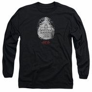 American Horror Story Long Sleeve Shirt Its Everywhere Black Tee T-Shirt