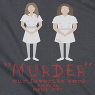 American Horror Story Murder Shirts