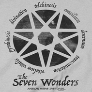 American Horror Story Seven Wonders Shirts