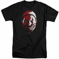 American Horror Story Shirt The Clown Black Tall T-Shirt
