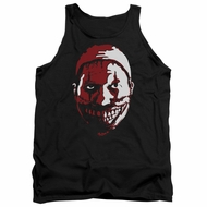 American Horror Story Tank Top The Clown Black Tanktop