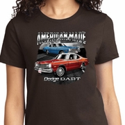 American Made Dodge Dart Ladies Dodge Shirts