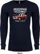 American Made Dodge Dart Long Sleeve Thermal Shirt