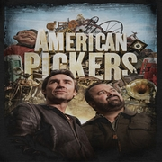 American Pickers Picker Poster Shirts