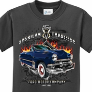 American Tradition Kids Ford Shirts
