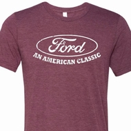 An American Classic Mens Ford Shirts