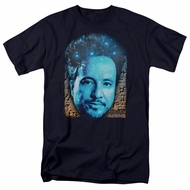 Ancient Aliens Shirt Giorgio Tsoukalos Navy Blue T-Shirt