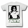 Andre The Giant Shirt Giant Adult White Tee T-Shirt