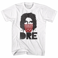 Andre The Giant Shirt Red Bandana White T-Shirt