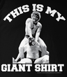 Andre The Giant T-Shirt – Death Wrestling Black Adult Tee Shirt
